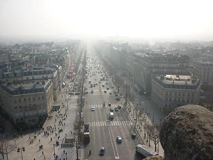 La voie du futur, avenue parisienne