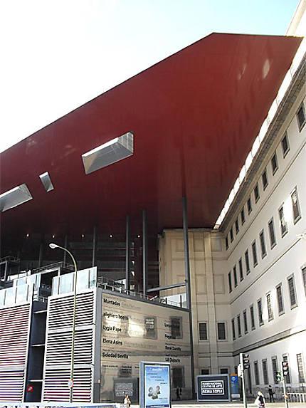 Centro de Arte Reina Sofia