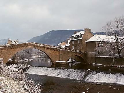 Pont Notre Dame à Mende