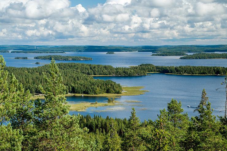 Finlande : au pays des milliers de lacs