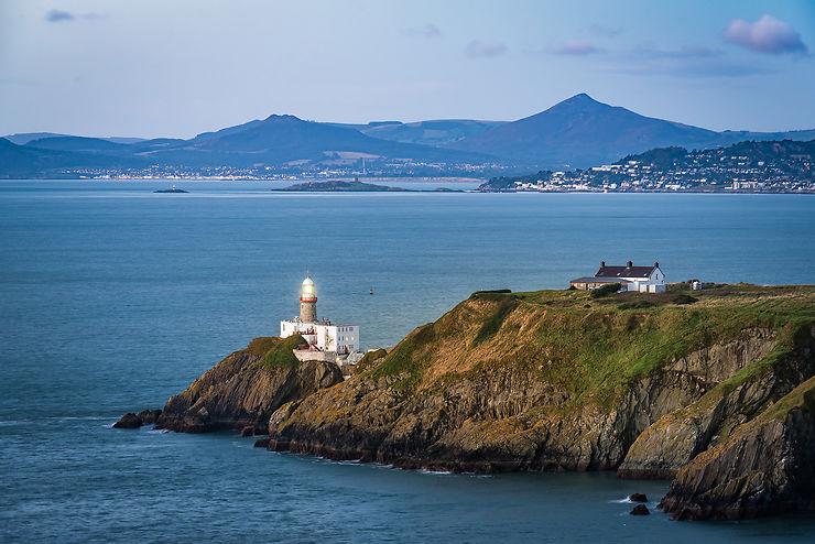L'Irlande de l'Est, autour de Dublin