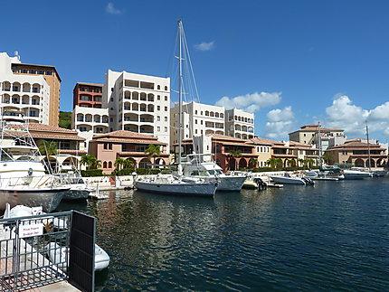 Marina de Mullet bay