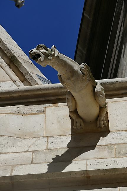 Gargouille de la Sainte Chapelle