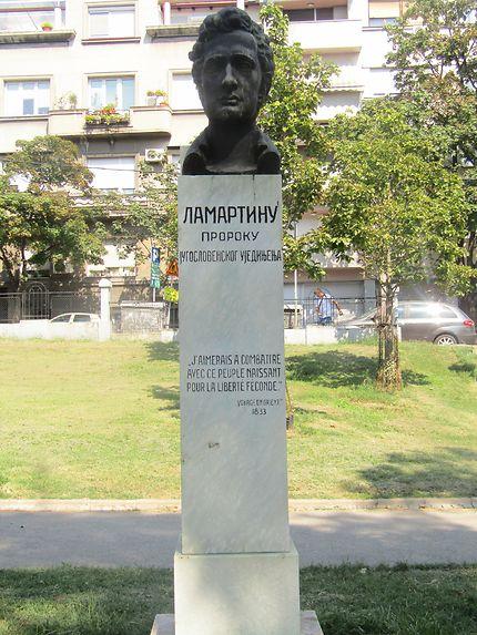 Monument à Lamartine