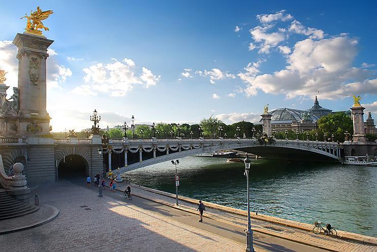 De la place de la Concorde à l'avenue Montaigne (8e arrondissement)