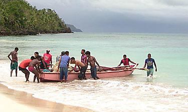 Playa Rincón (péninsule de Samaná)