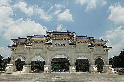 Chiang Kai-Shek Memorial Gate