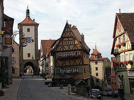 Rue de Rothenburg