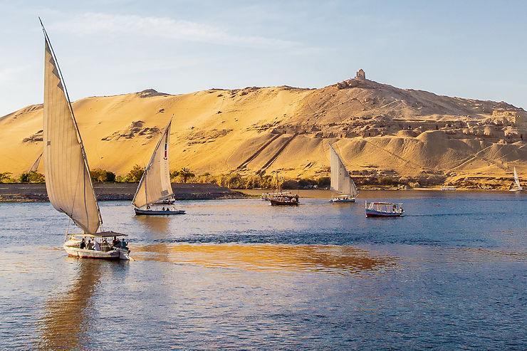 L'Égypte, au fil du Nil