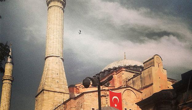 4 jours à Istanbul kim.nov