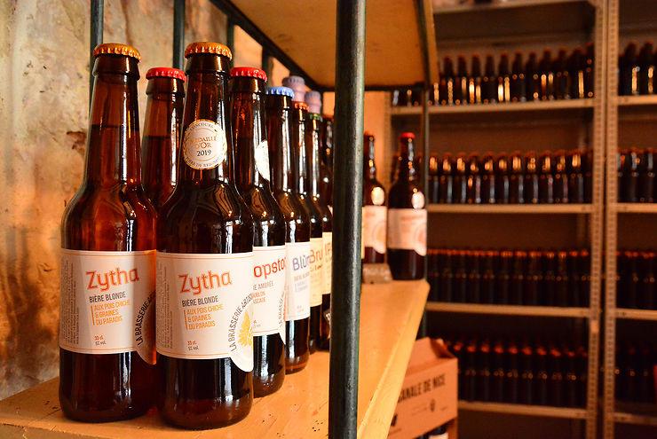 Nice se met aussi à la bière…