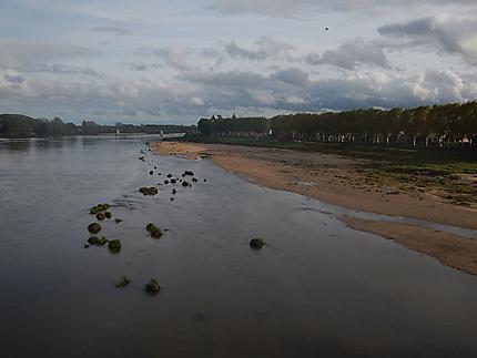 La Loire, vue du Vieux Pont