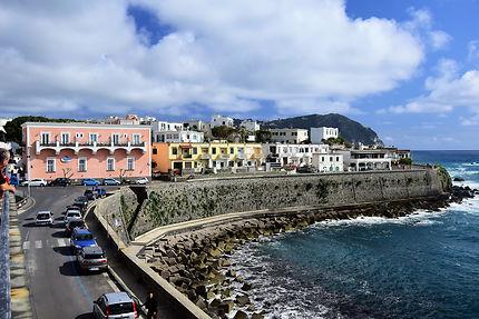 Forio sur l'île d'Ischia