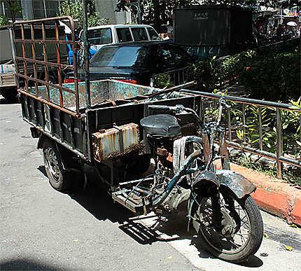 Moyen de transport insolite