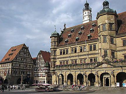 Hôtel de ville de Rothenburg