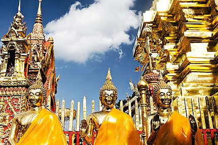 A Doi Suthep - Chiang Mai
