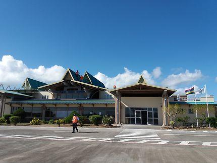 Aéroport de Plaine Corail, Île Rodrigues