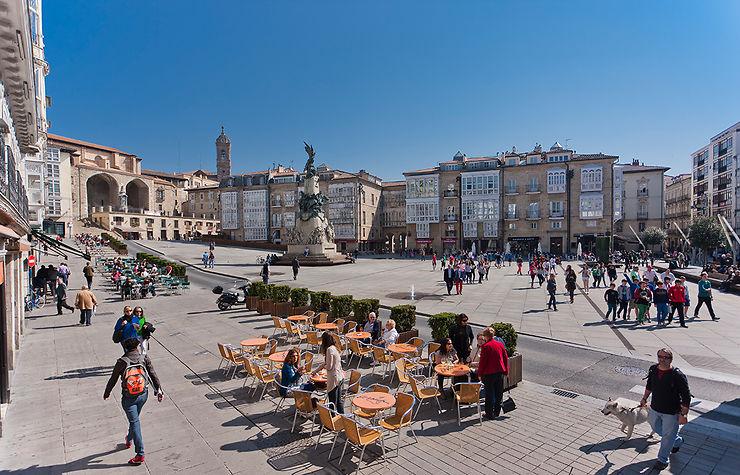 Vitoria-Gasteiz, ville capitale