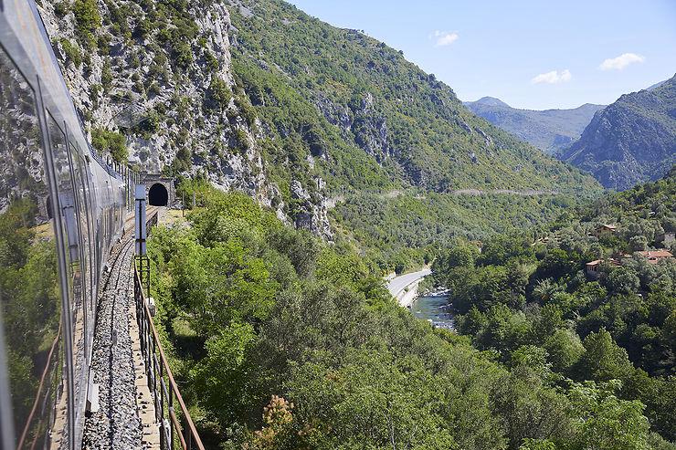 Train des Merveilles et train des Neiges (Alpes-Maritimes)