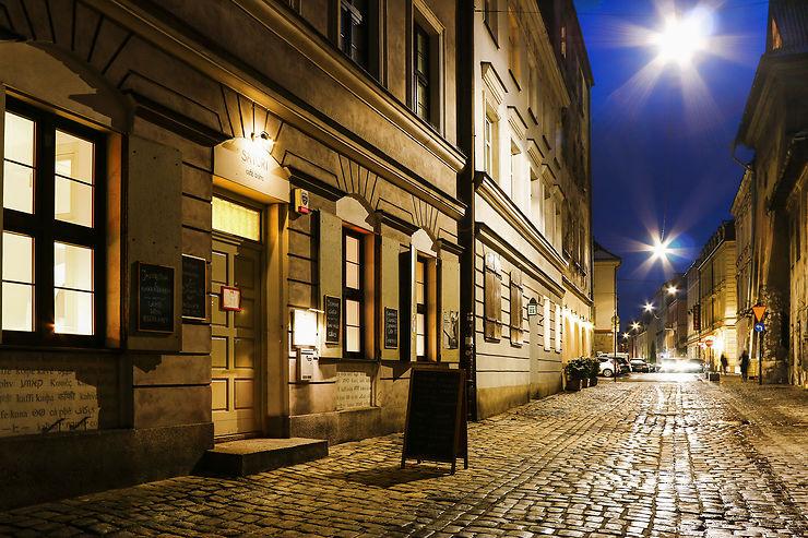 Kazimierz, la mémoire juive de Cracovie