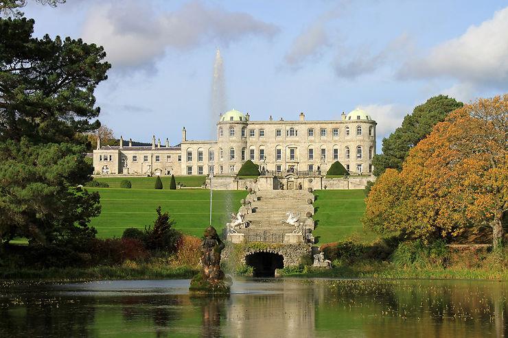 Châteaux et jardins d'Irlande