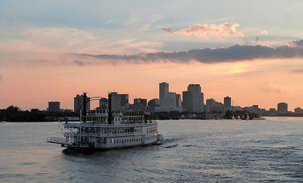 Creole Queen à la Nouvelle-Orléans