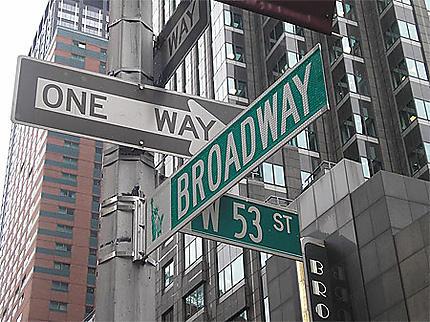 Balade sur Broadway