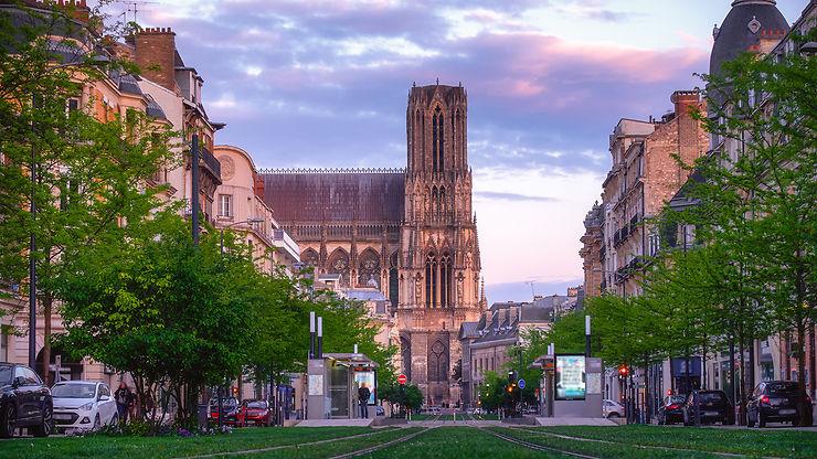 Reims, champagne !