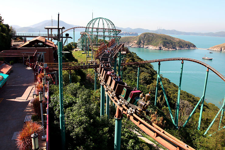 Ocean Park Hong Kong (Hong Kong, Chine)