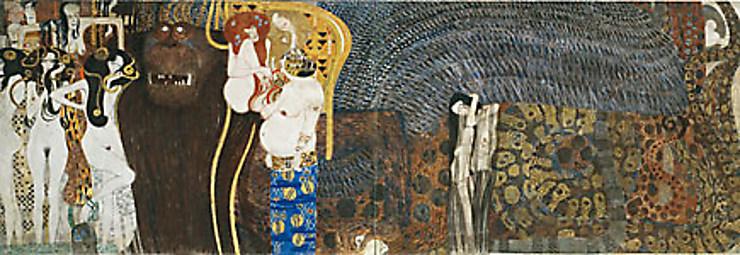Année Klimt 2012 à Vienne