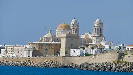 Cathédrale de Santa Cruz de Cádiz