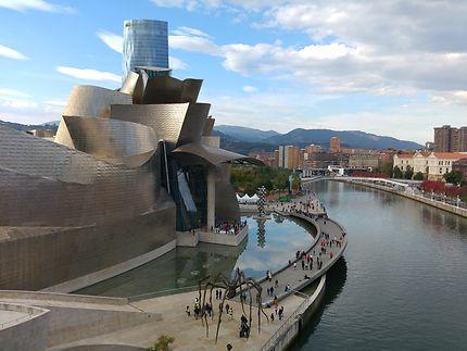 Bilbao, 20 ans du musée Guggenheim