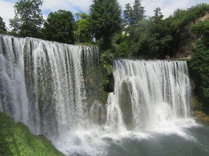 Cascade de la Pliva