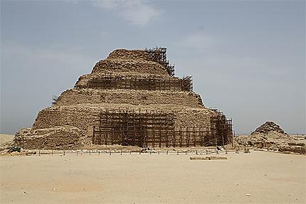 Pyramyde de Saqqara
