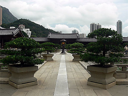 Monastère de Chi Lin