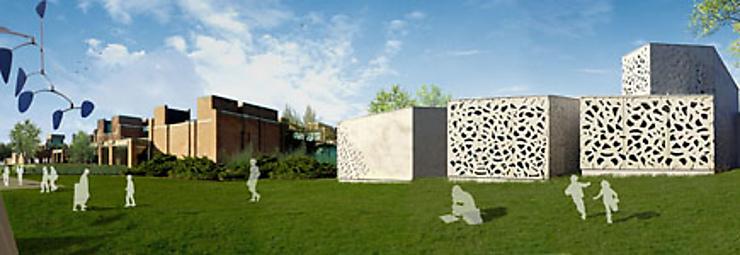 LaM : un nouveau musée d'art moderne à Lille