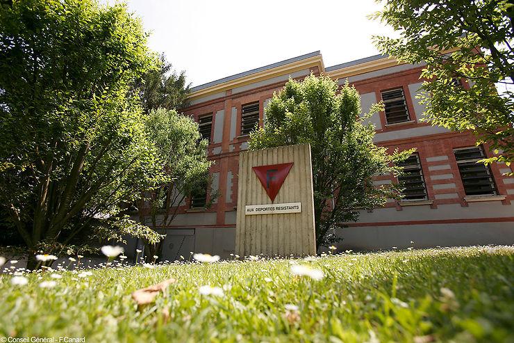 Toulouse - Fermeture pour travaux du musée de la Résistance et de la Déportation