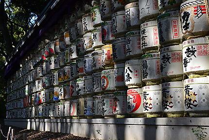 Un saké empereur Meiji