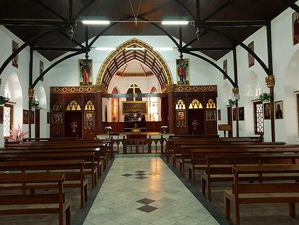 Eglise arménienne à Yangon