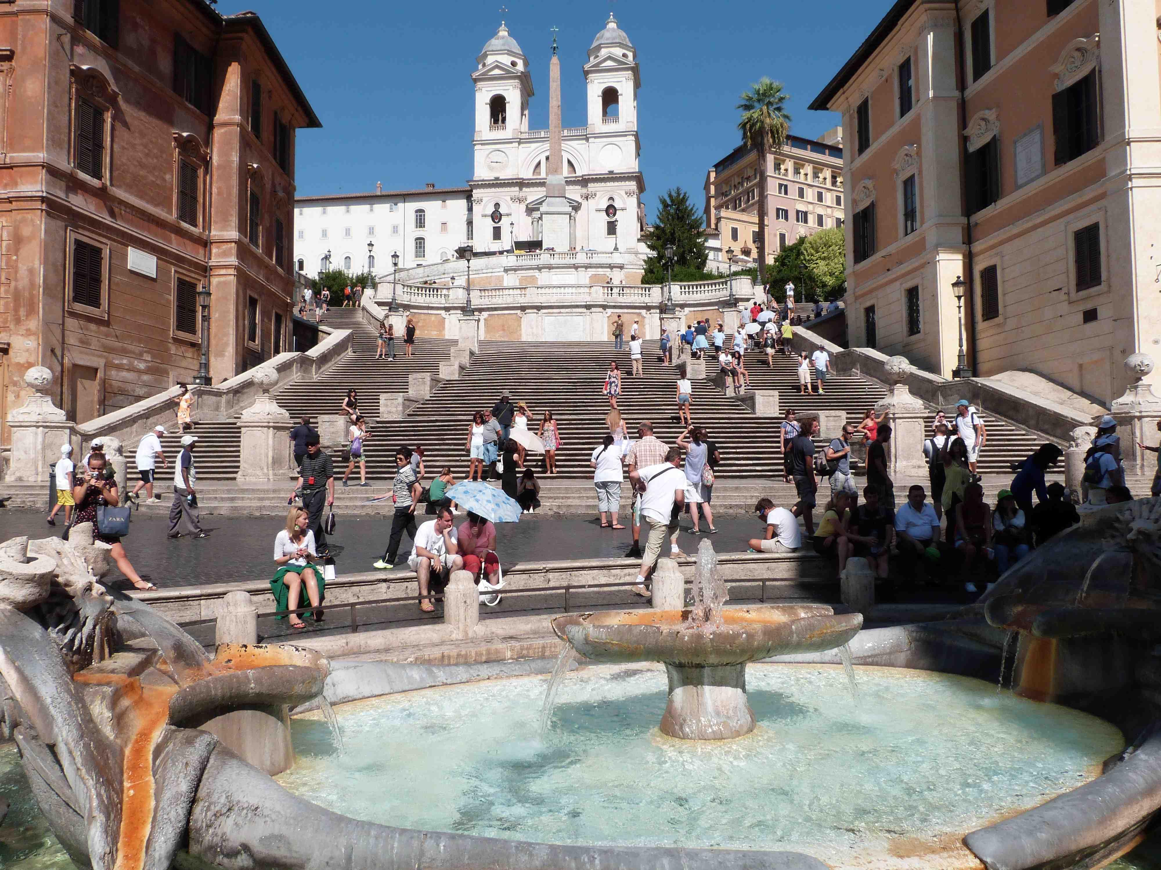 Piazza di Spagna - Rome