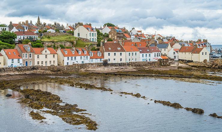 Péninsule de Fife et Saint Andrews