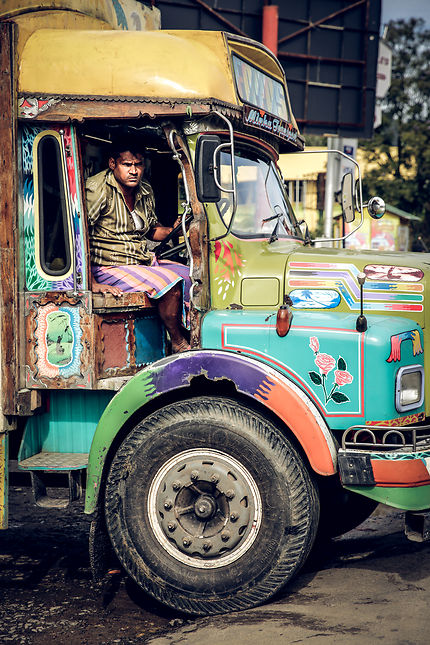Customized Truck