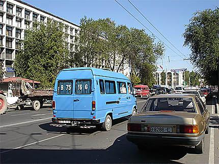 Rue de Bichkek
