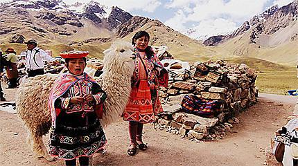 La vie au Pérou