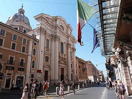 Eglise San Marcello Al Corso