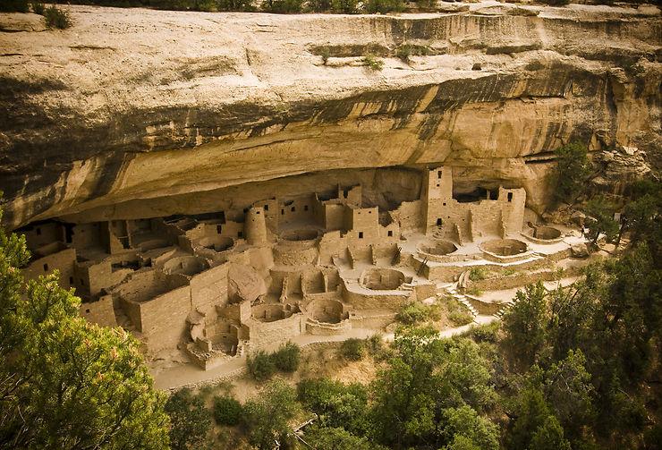 Parc national de Mesa Verde (Colorado)