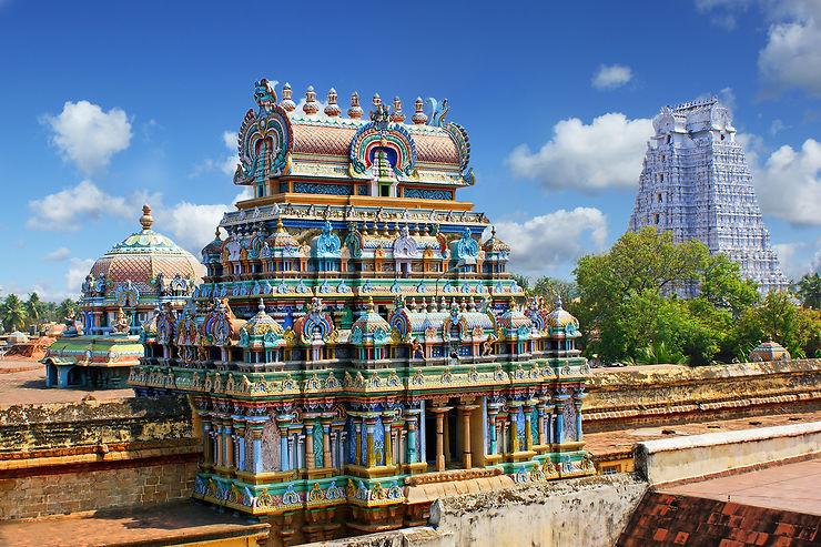 Tamil Nadu : l'Inde du Sud en version tamoule