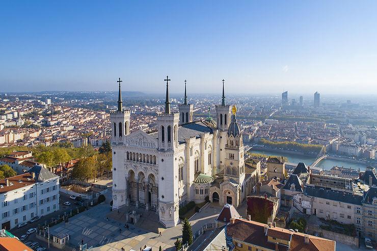 Lyon et le Lyonnais, gourmands et réconfortants