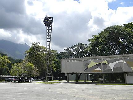 Caracas - Cité universitaire