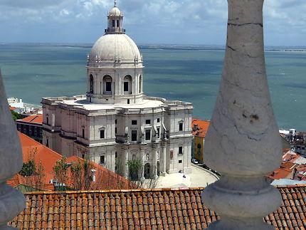 Panteão Nacional de Lisbonne